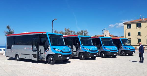 Indcar entrega 4 vehículos Mobi a Tiemme, en Italia