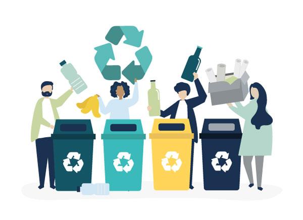 Indcar apuesta por la reducción y reciclaje de residuos