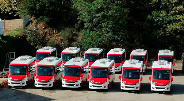 INDCAR WINS THE LARGEST TENDER OF URBAN MINIBUSES IN EUROPE