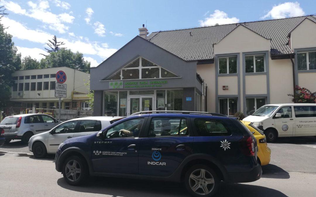 Indcar Bus Industries fa una donazione ad associazioni di beneficenza in Romania