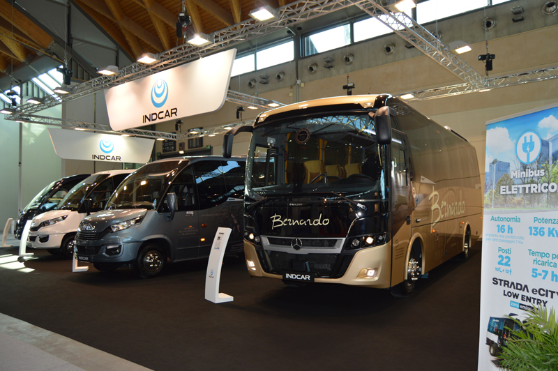 Indcar will be present at the IBE fair in Rimini