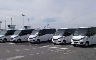 5 units of the Wing minibus running on CNG are already circulating in France