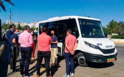 Un roadshow da Spagna per provare il minibus urbano Mobi City