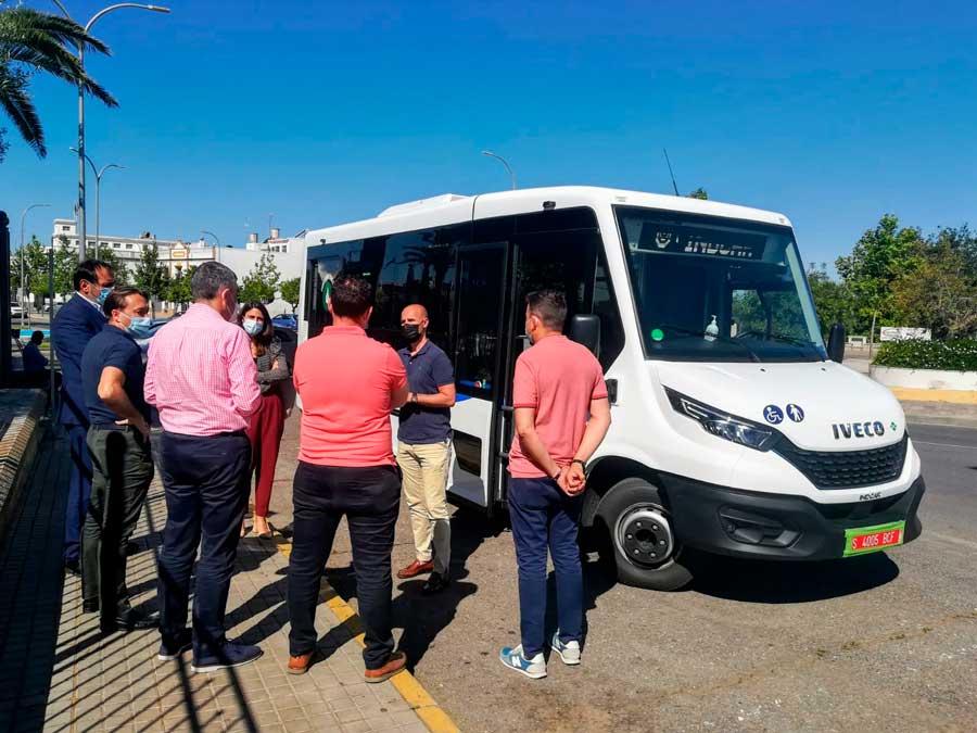 Un Roadshow en Espagne pour tester le minibus urbain Mobi City