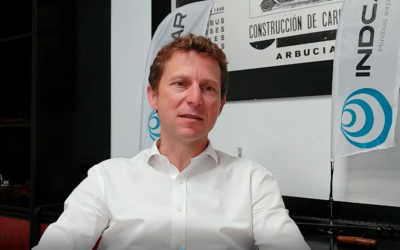 Intervista con Gauthier Ricord, direttore della linea di minibus di Iveco