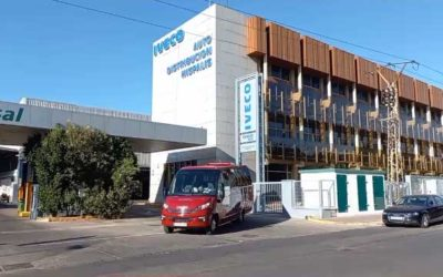 A new Wing for discretionary and school services in Seville